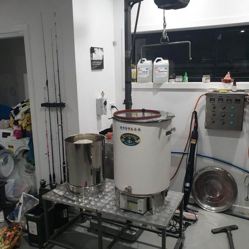 braumeister brew rig 50l