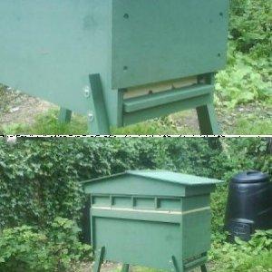 Dartington hives