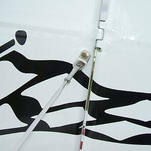 vertical stabilizer wire
