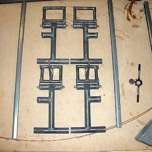 Complete Rudder Pedals