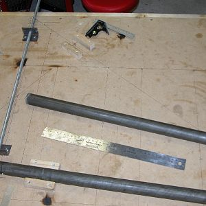 Landing Gear Table Jig