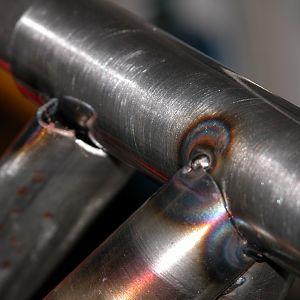 Streamline Axle Joint