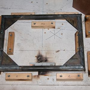 Battery Tray Bottom