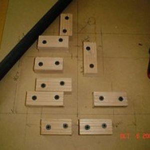 Rudder Pedal Jig