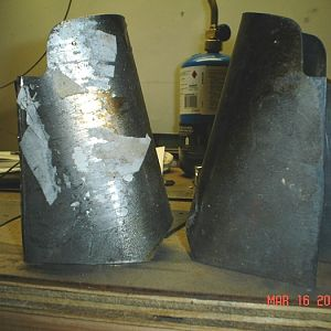 Making the Stick Boots