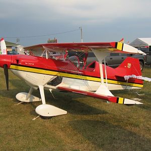 Paul Muhle's Pitts S1-SS