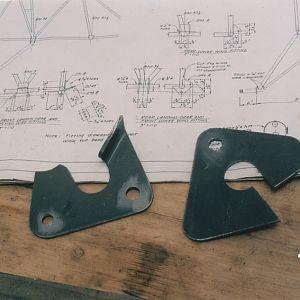 Rear gear fittings