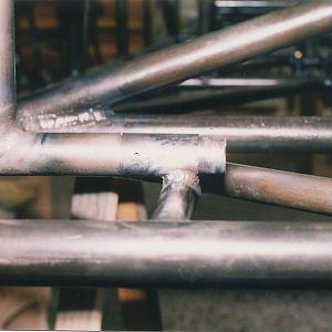Rudder pedal mount