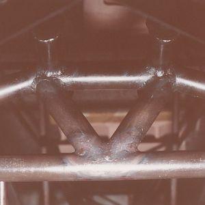 Gear truss