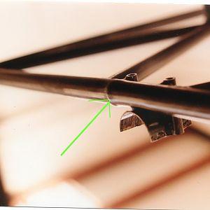 Torque tube mount