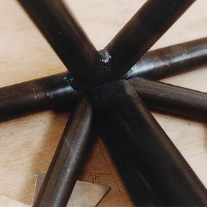 Gear truss cluster