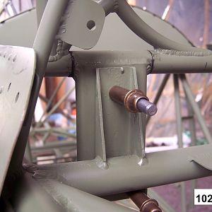 canopy hinge