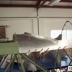metal open cockpit