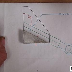 Hinge bracket diagram