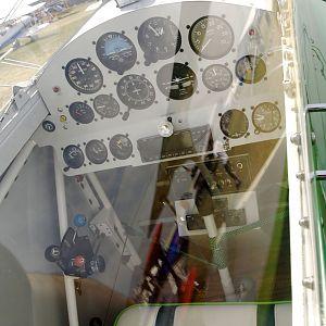 Firebolt Cockpit
