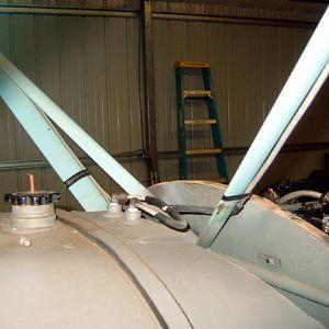 Fusealge--top of fuel tank