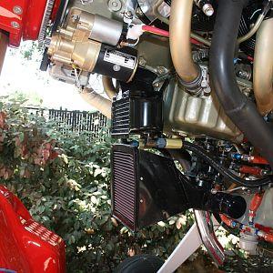 Engine & Cowl Work
