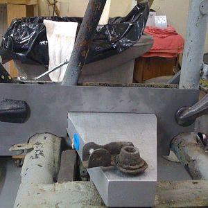 Landing gear boxes