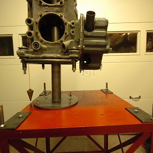 Engine Mount Work