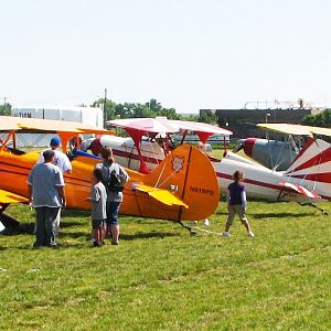 2012 National Biplane Fly In, Junction City, KS