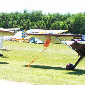 Cessna 140 & Luscombe 8A - Historic Legacy of Albin Longren