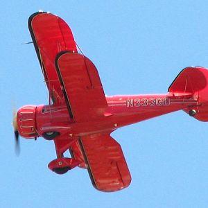 Waco YMF - 2012 National Biplane Fly In