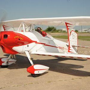 Little Toot Biplane