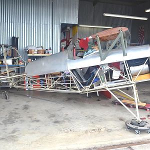Acro Sport One project 5