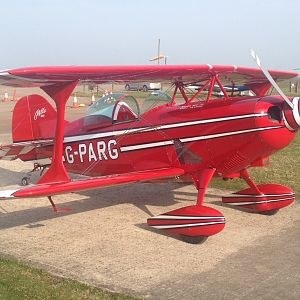 Pitts S1 at Leicester