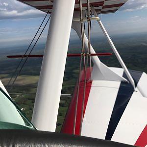 Biplane view