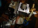 nieuwe cilinder liner for Holly Buddy 2,5 cc model diesel engine 013.JPG