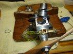 nieuwe cilinder liner for Holly Buddy 2,5 cc model diesel engine 016.JPG