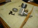 nieuwe cilinder liner for Holly Buddy 2,5 cc model diesel engine 038.JPG