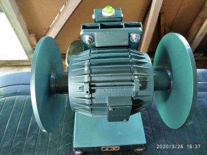 Disk Sander 200 мм  + Bench Grinder Nestor Makhno   _ 029.jpg
