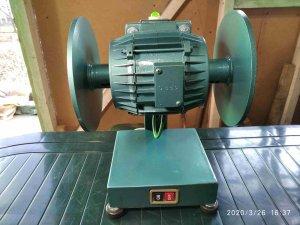 Disk Sander 200 мм  + Bench Grinder Nestor Makhno   _ 039.jpg