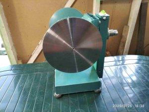 Disk Sander 200 мм  + Bench Grinder Nestor Makhno   _ 052.jpg
