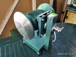 Disk Sander 200 мм  + Bench Grinder Nestor Makhno   _ 062.jpg