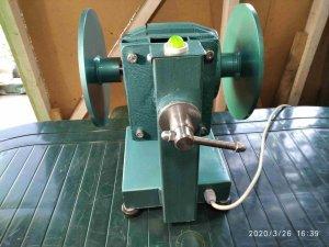 Disk Sander 200 мм  + Bench Grinder Nestor Makhno   _ 065.jpg