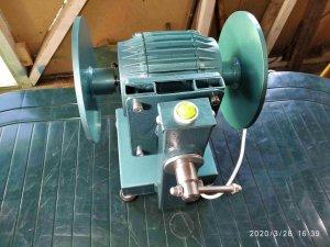 Disk Sander 200 мм  + Bench Grinder Nestor Makhno   _ 067.jpg