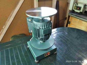 Disk Sander 200 мм  + Bench Grinder Nestor Makhno   _ 078.jpg