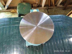 Disk Sander 200 мм  + Bench Grinder Nestor Makhno   _ 083.jpg