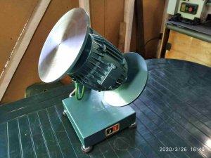 Disk Sander 200 мм  + Bench Grinder Nestor Makhno   _ 090.jpg