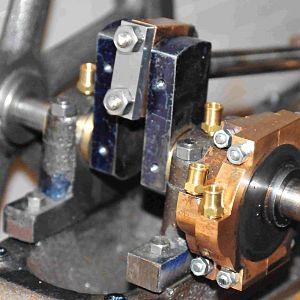 Bolton No 7 Stationary Steam Engine