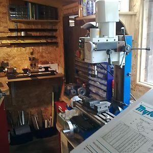 shop...engine builds