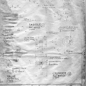 Details of Cylinder