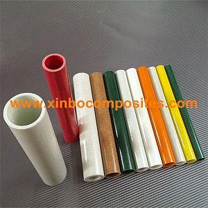 colorful-fibe rglass-pipe