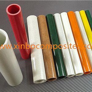 Colorful Fiberglass Pipe
