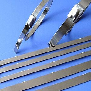 Cable Ties 4.6*300MMS For Bundles Up To 50MMS