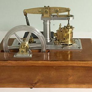 Baby Beam Steam Engine