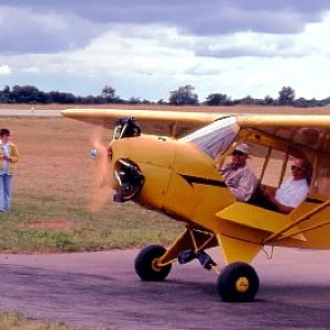 I want a Radial engined Cub!
